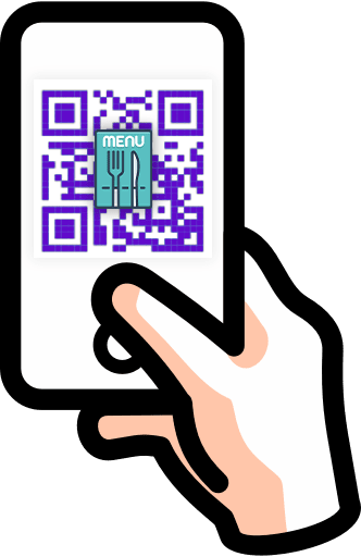 generateur qr code menu restaurant